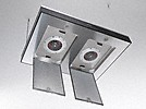 Miele Ceiling Extractor Stainless Steel CleanCover