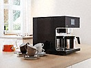 miele freestanding countertop coffee machine coffee and tea pot function