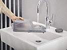 Miele Steam Ironing System water container