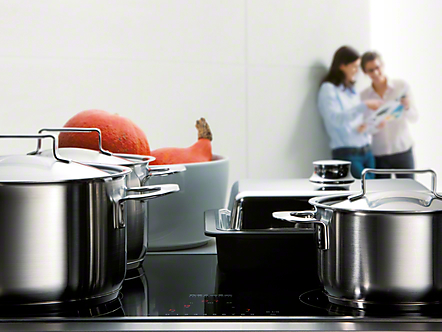 miele induction hob black km 6395. Black Bedroom Furniture Sets. Home Design Ideas