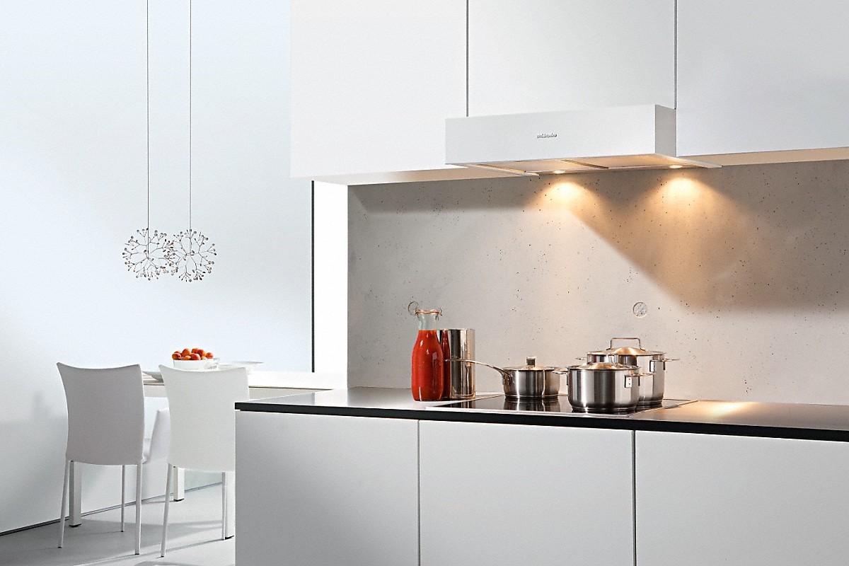 Miele Cooker hoods | DA 1260 Built-under cooker hood