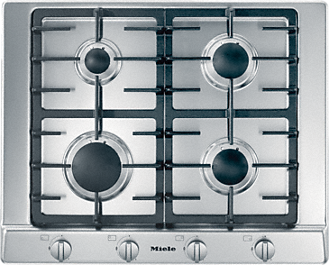 KM 2010 - Gas hob with 4 burners--NO_COLOR