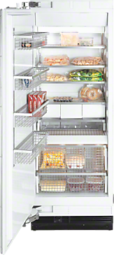 F 1811 Vi - MasterCool freezer with high-quality features and maximum storage space for increased convenience.--NO_COLOR