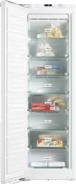 FNS 37402 i - Built-in freezer for perfect side-by-side combination in a 178 cm niche.--NO_COLOR