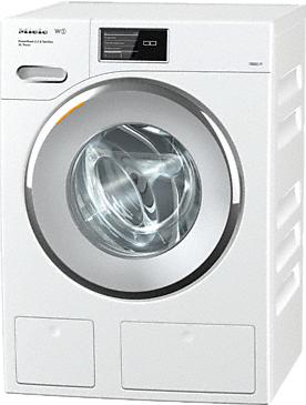 WMV960 WPS PWash&TDos XL T - W1 Front-loading washing machine w. 9 kg & PowerWash 2.0 - quick & economical for large and small loads--Lotus white