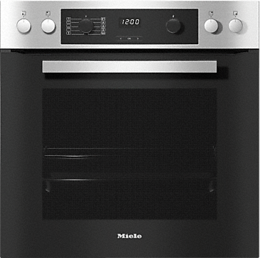 H 2265-1 E ACTIVE - Oven for combination with electric hobs. --Stainless steel/CleanSteel