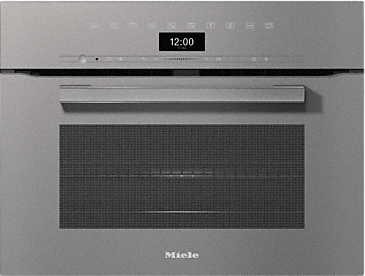 H 7440 BM - Compact microwave combination oven with a seamless design, automatic programmes and combination modes.--