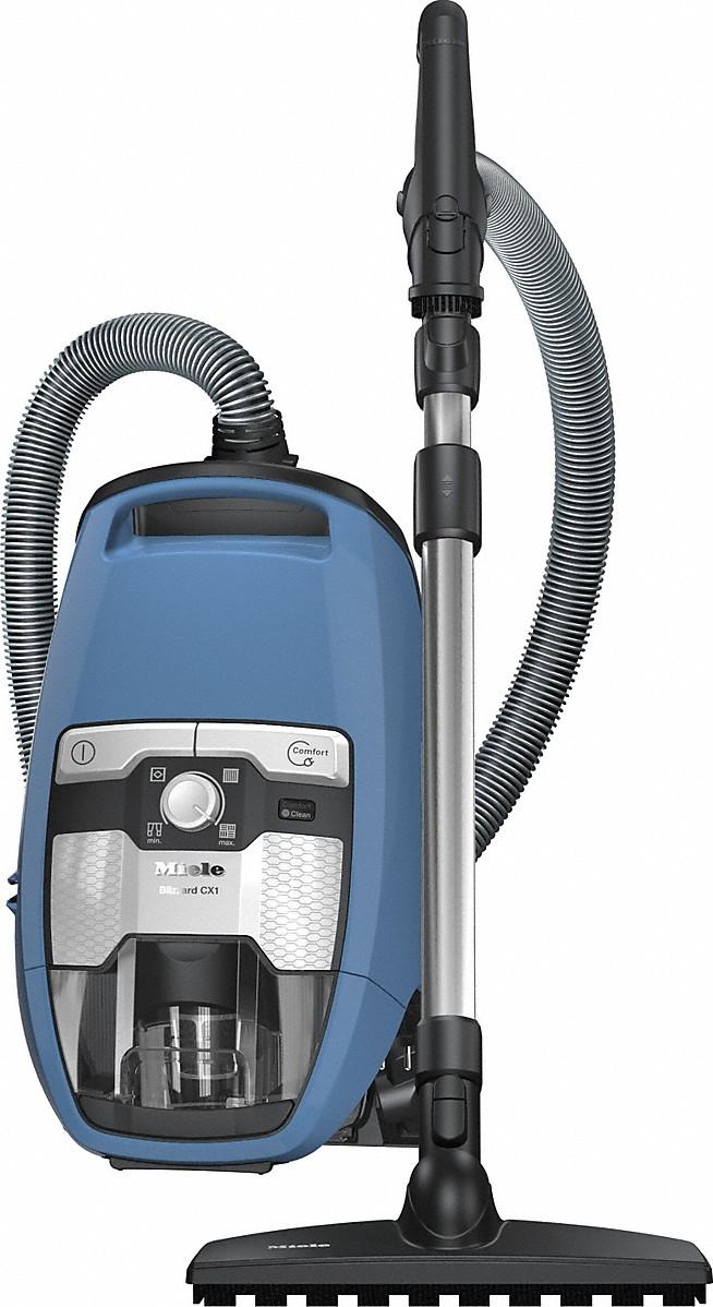Miele Blizzard Cx1 Parquet Powerline Skcr3 Bagless Cylinder Vacuum