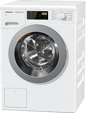 WDB020 Eco - W1 Classic front-loading washing machine